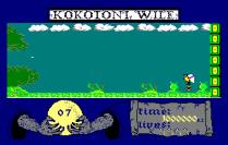 Kokotoni Wilf Amstrad CPC 13