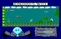 Kokotoni Wilf Amstrad CPC 19