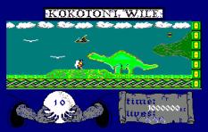 Kokotoni Wilf Amstrad CPC 21