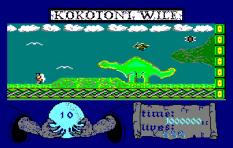 Kokotoni Wilf Amstrad CPC 22