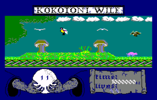 Kokotoni Wilf Amstrad CPC 23