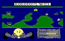 Kokotoni Wilf Amstrad CPC 30