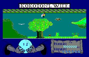 Kokotoni Wilf Amstrad CPC 31