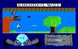 Kokotoni Wilf Amstrad CPC 34