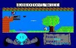 Kokotoni Wilf Amstrad CPC 35