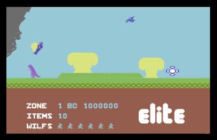 Kokotoni Wilf C64 10