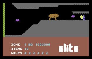 Kokotoni Wilf C64 12