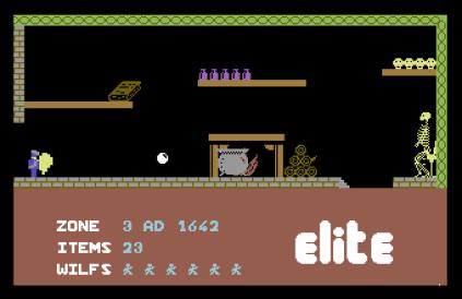 Kokotoni Wilf C64 31