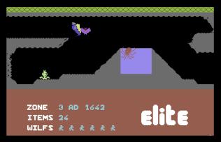 Kokotoni Wilf C64 33