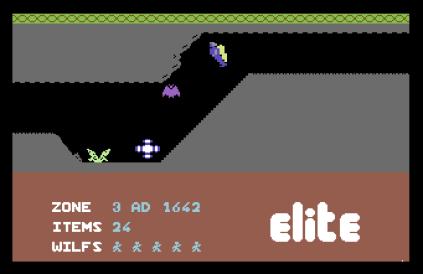 Kokotoni Wilf C64 34