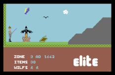 Kokotoni Wilf C64 44