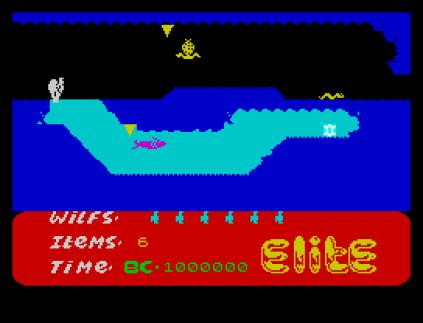 Kokotoni Wilf ZX Spectrum 09