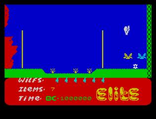 Kokotoni Wilf ZX Spectrum 10