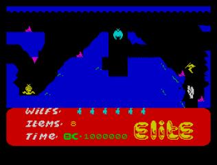 Kokotoni Wilf ZX Spectrum 11