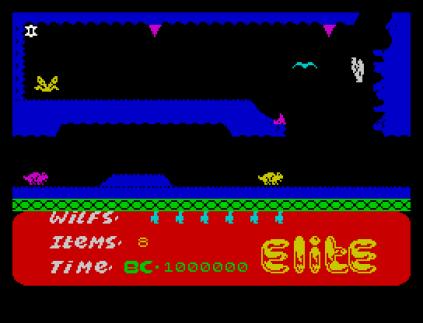 Kokotoni Wilf ZX Spectrum 12