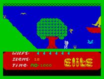 Kokotoni Wilf ZX Spectrum 16
