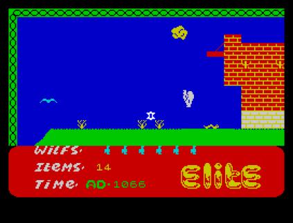Kokotoni Wilf ZX Spectrum 20