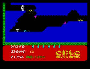 Kokotoni Wilf ZX Spectrum 21