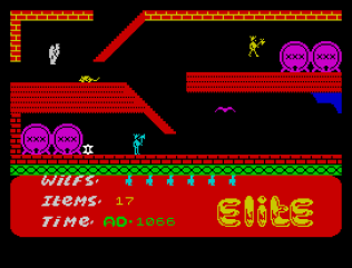 Kokotoni Wilf ZX Spectrum 22