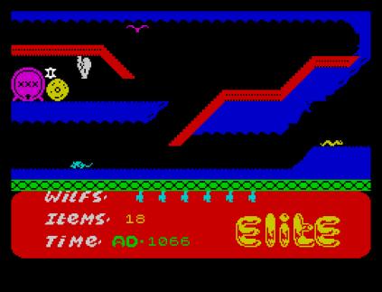 Kokotoni Wilf ZX Spectrum 23
