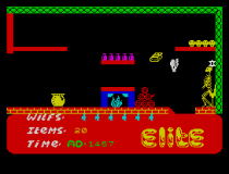 Kokotoni Wilf ZX Spectrum 26