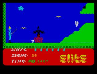 Kokotoni Wilf ZX Spectrum 32