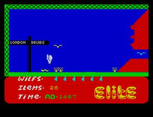 Kokotoni Wilf ZX Spectrum 33