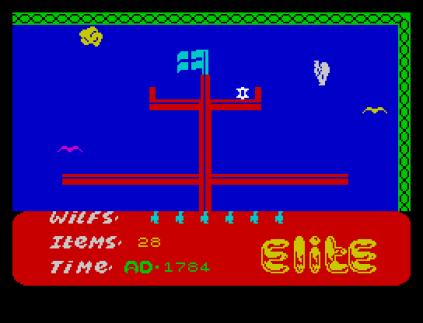 Kokotoni Wilf ZX Spectrum 34