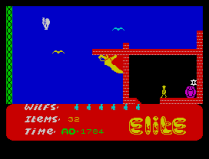 Kokotoni Wilf ZX Spectrum 38