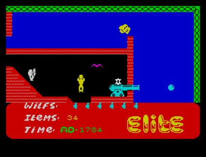 Kokotoni Wilf ZX Spectrum 42