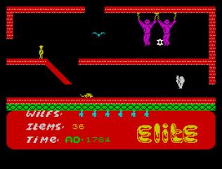 Kokotoni Wilf ZX Spectrum 44