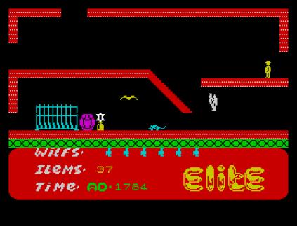 Kokotoni Wilf ZX Spectrum 45
