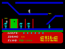 Kokotoni Wilf ZX Spectrum 51