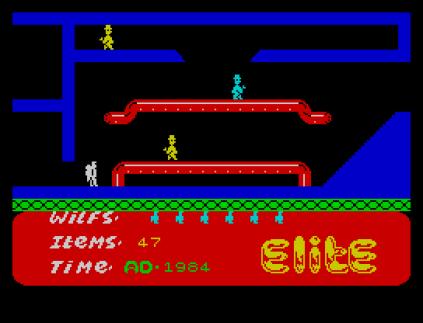 Kokotoni Wilf ZX Spectrum 53