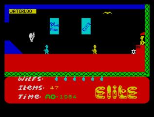 Kokotoni Wilf ZX Spectrum 54