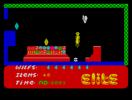 Kokotoni Wilf ZX Spectrum 56