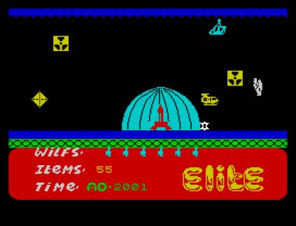 Kokotoni Wilf ZX Spectrum 64