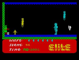 Kokotoni Wilf ZX Spectrum 65