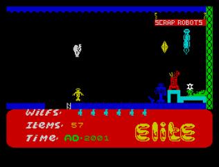 Kokotoni Wilf ZX Spectrum 66