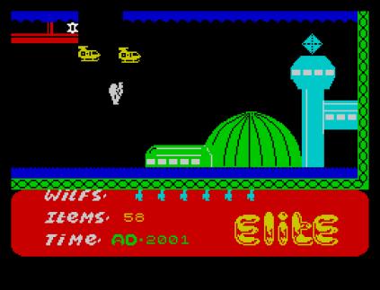 Kokotoni Wilf ZX Spectrum 67