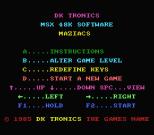 Maziacs MSX 02