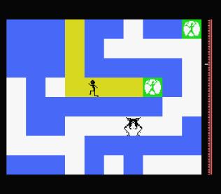 Maziacs MSX 11