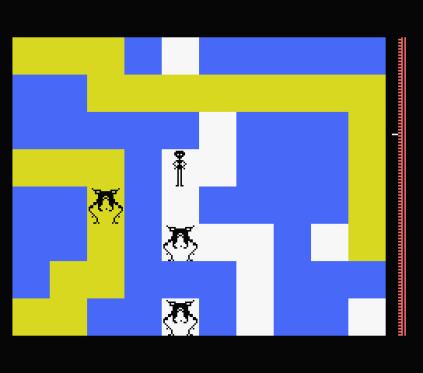 Maziacs MSX 12