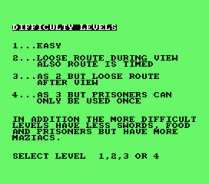 Maziacs MSX 17