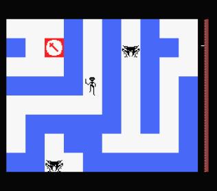 Maziacs MSX 21