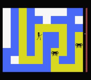 Maziacs MSX 31
