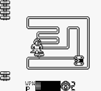 Mega Man 2 Game Boy 09