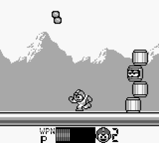 Mega Man 2 Game Boy 10