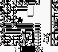 Mega Man 2 Game Boy 11