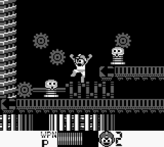 Mega Man 2 Game Boy 21